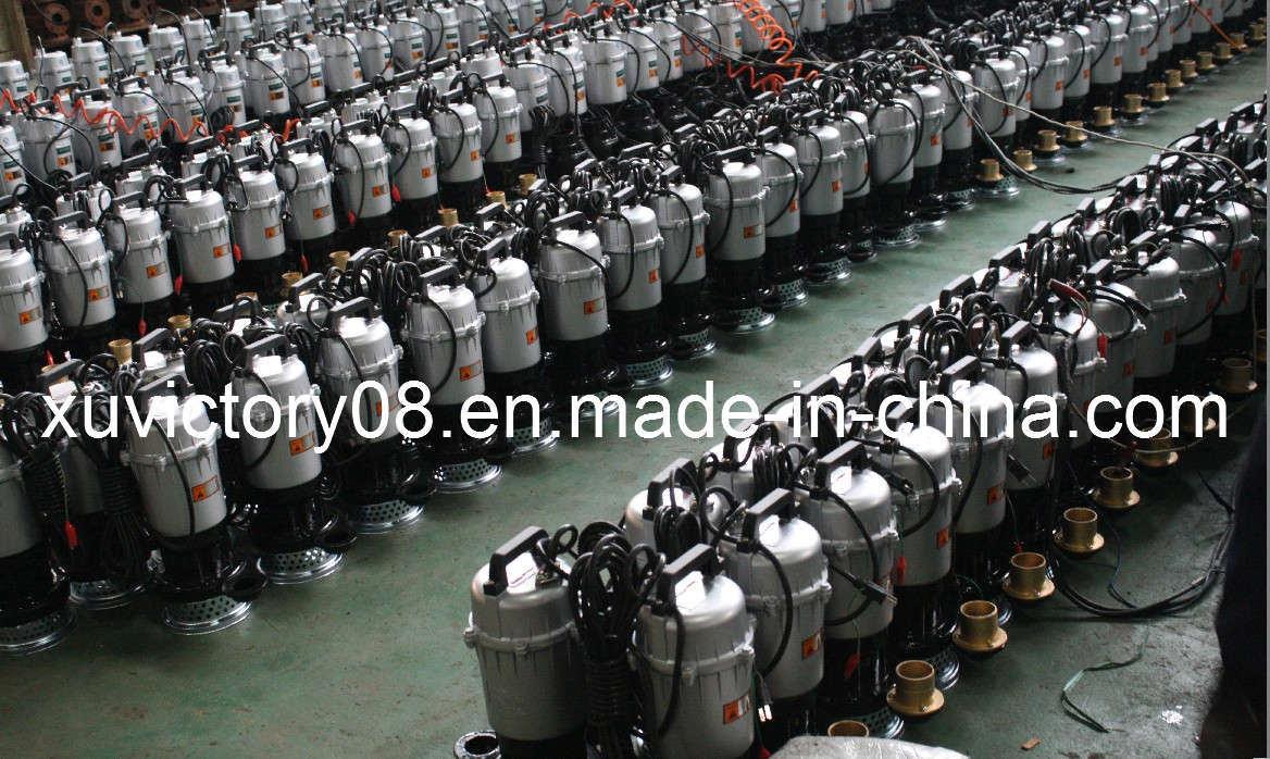 Qdx Alminium Body Submersible Pump (QDX1.5-32-0.75)