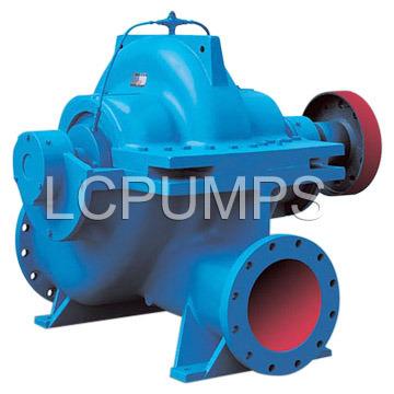 UL List-China Famous Double Suction Split Case Pump