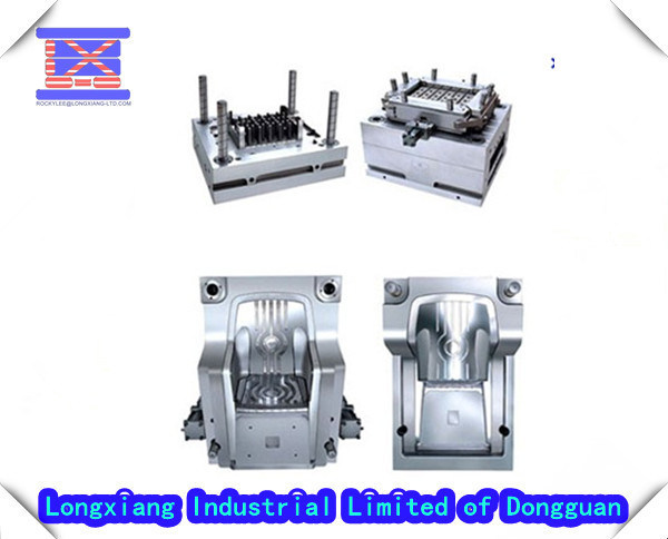 Injection Tooling Professional Manufacturer in China