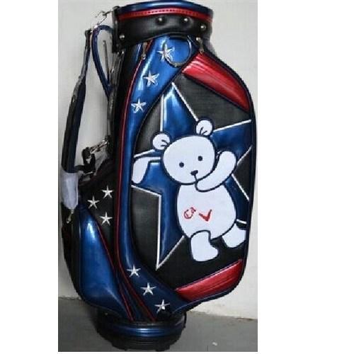 2014 New Design Golf Bag/ Bear Golf Cart Bag Black