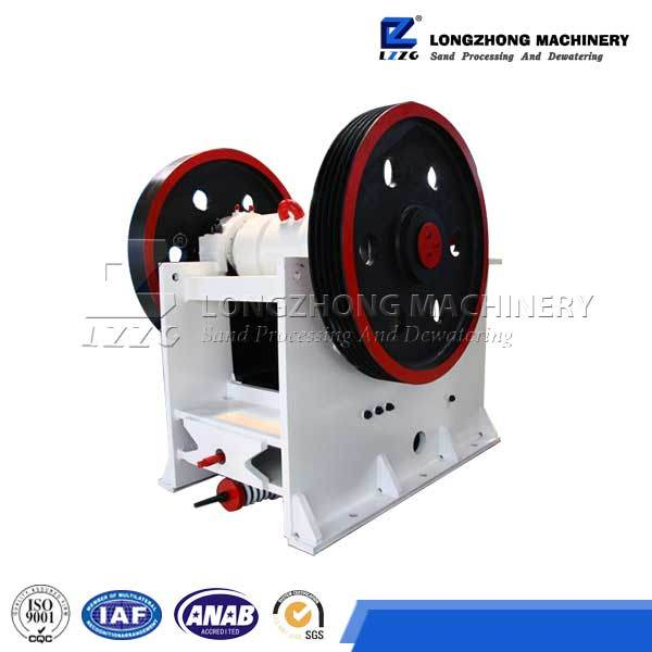 Hot Sell Multi-Function PE Jaw Crusher