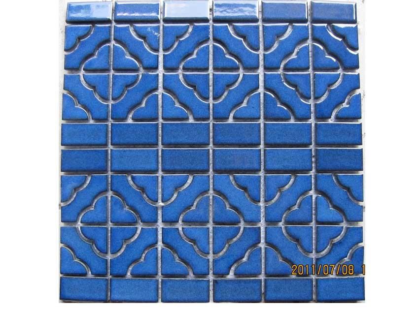 Swimming Pool Tile Ycy 033 China Swimming Pool Tile Pool Boder Tile