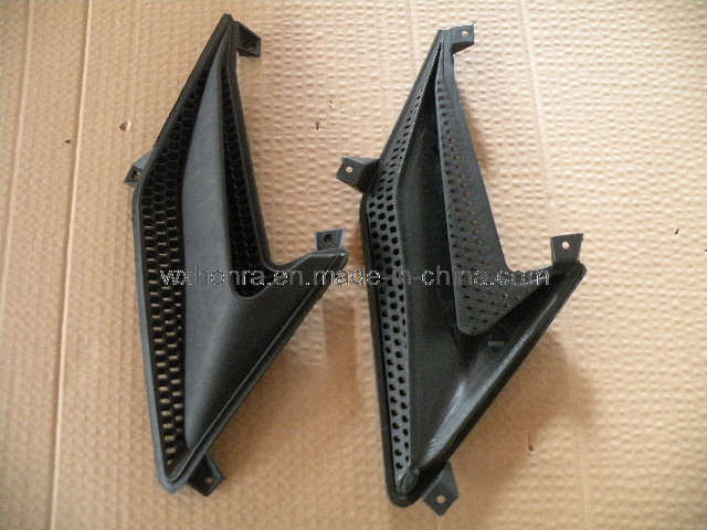 Front Side Black Plastic, Motorcycle Spare Parts