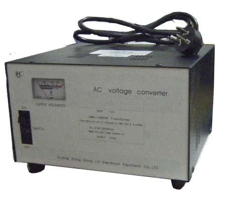 voltage converter 110 220