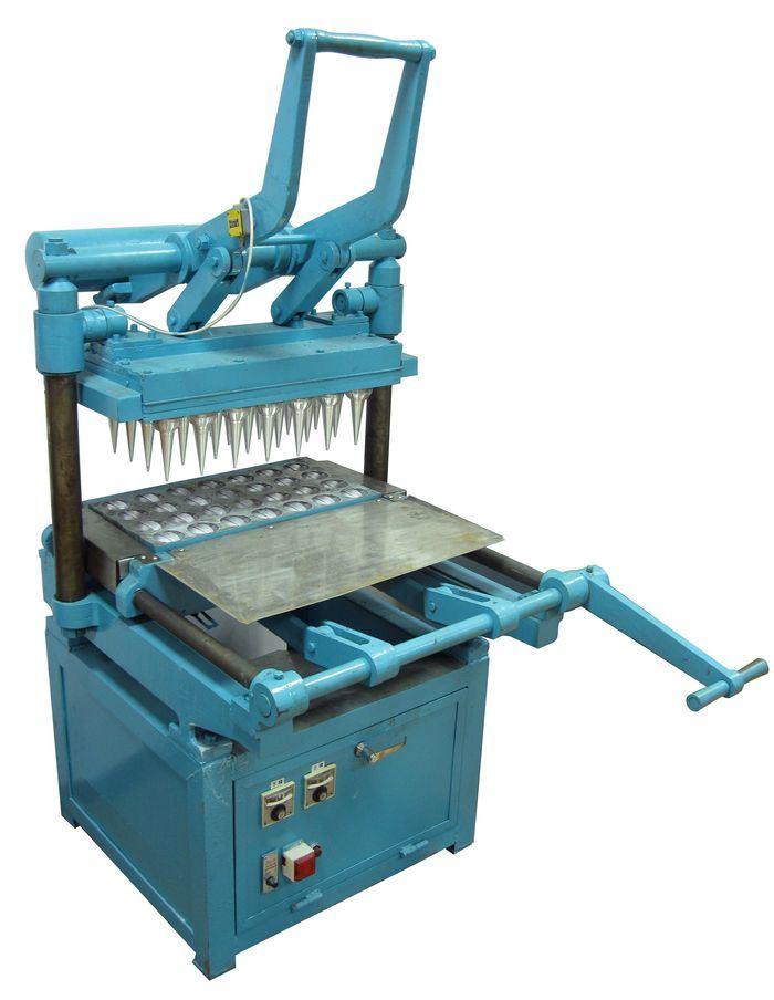 icecream cone making machine