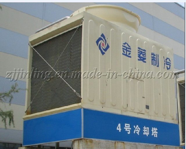 Cross Flow Rectangular Open Type Cooling Tower