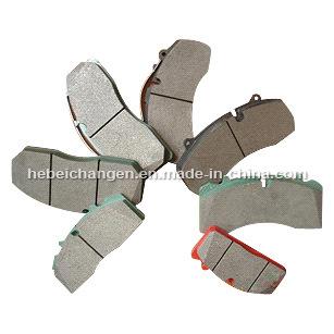 Auto Parts of Brake Pad Brake Shoes