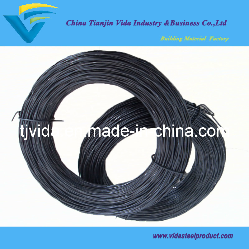 Black Annealed Soft Wire (BWG22#--BWG4)