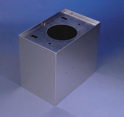 Aluminum Punch Electrical Power Digital TV Camera STB Box Enclosure