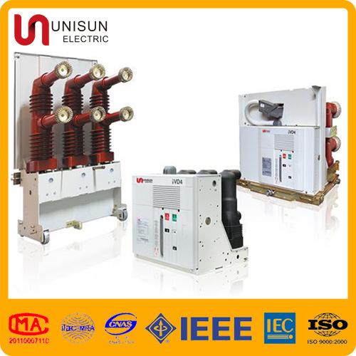 Vs1/P for Unigear Zs1 Type Switchgear Withdrawable Vacuum Circuit Breaker