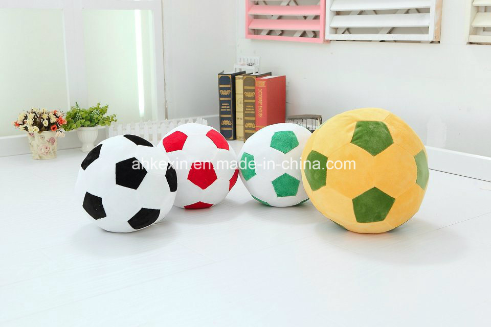 Colorful Super Soft Plush Toy Ball Emoji Pillow