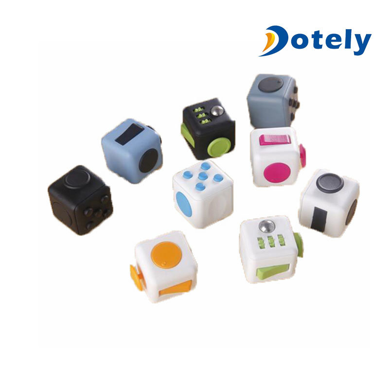 Best Fidget Toy Cube Anti Stress
