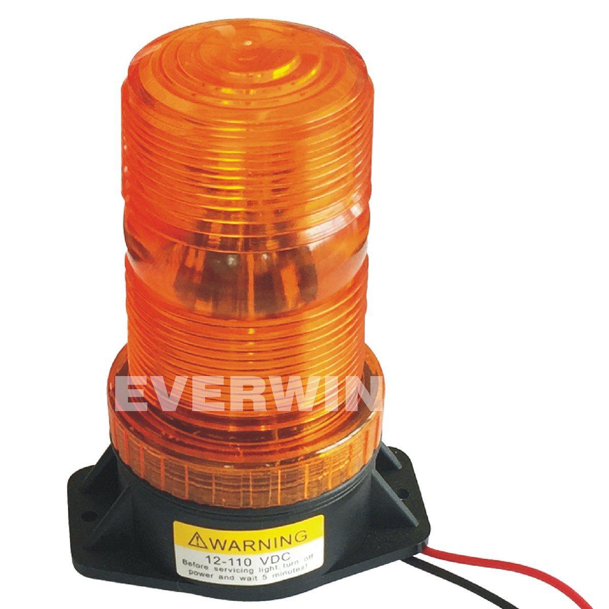 12-110V Strobe Light Xenon Warning Forklift Beacon