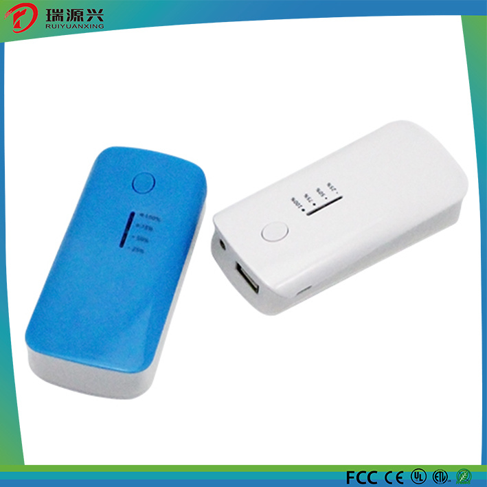 High Quality 2000mAh Mobile Power Bank Emergency Charger Power