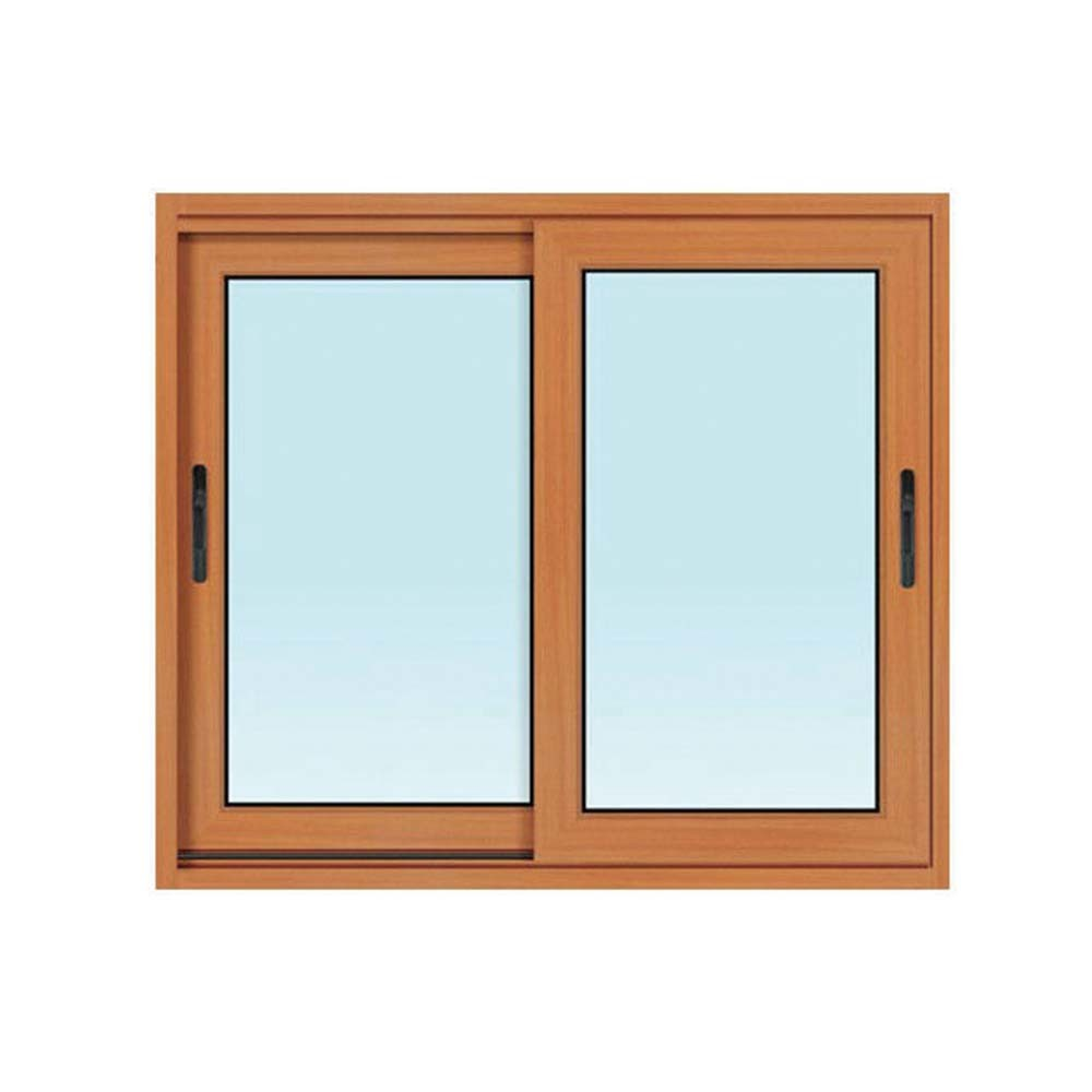 Powder Coated Double Glazing Aluminum Sliding Window pictures & photos