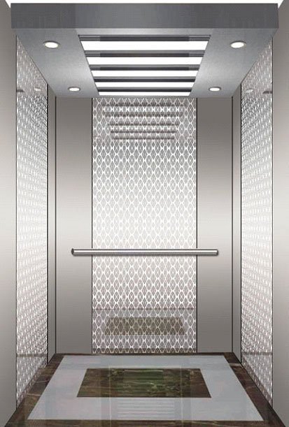 High Speed Mrl Passenger Elevator