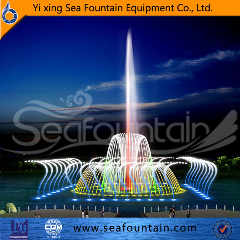 Sesfountain Design Multimedia Music Fountain