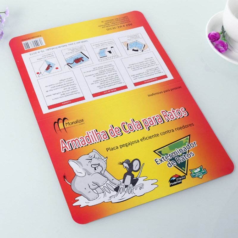 Papery Rat Sticky Glue Board with Low Price