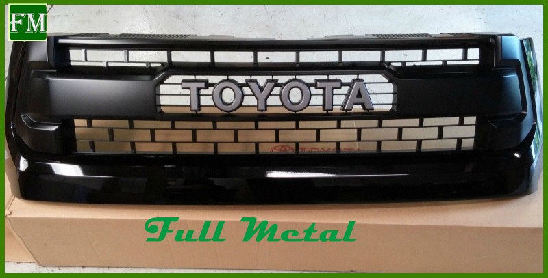 OEM for Toyota Tundra ABS Front Bumper Grill Guard