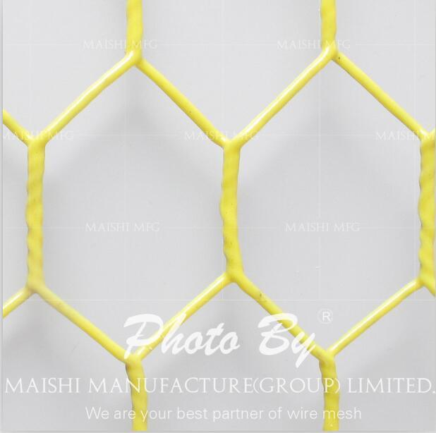 PVC Coated Chicken Rabbit Wire Mesh Fence/Fencing