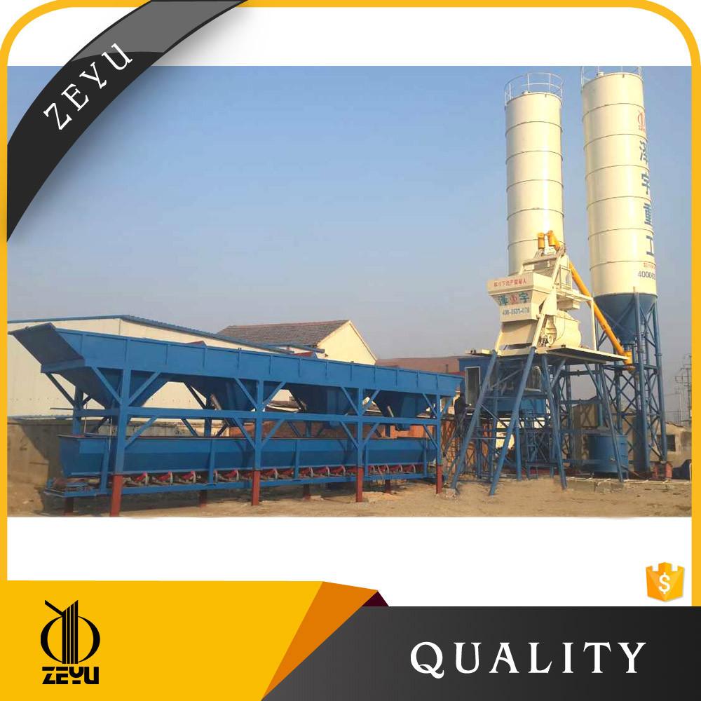 Concrete Batching Plant Hzs50