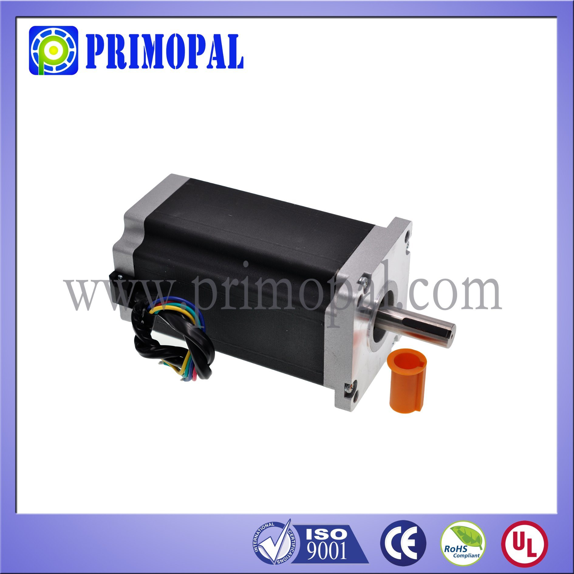 1.2 Degree 3 Phase NEMA 42 Stepper Motor
