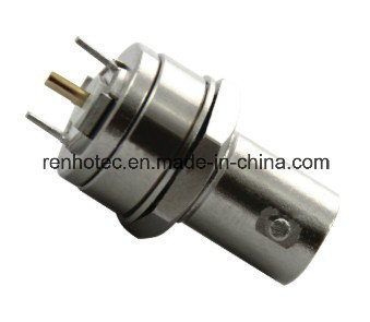 75ohm HD Sdi Gold Plated Edge Mount Female BNC Connectors