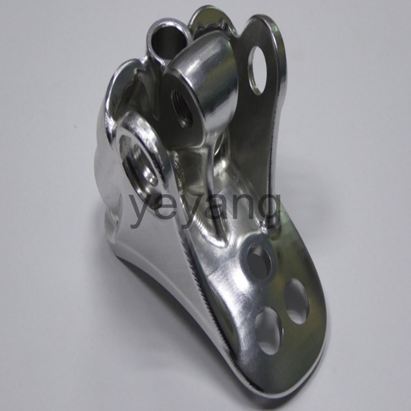 Finished Metal Machined/Machhinery Parts with High Quality