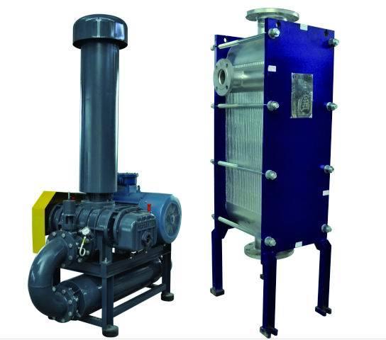 Low Pressure Steam Drum Wind Regenerative Dryer
