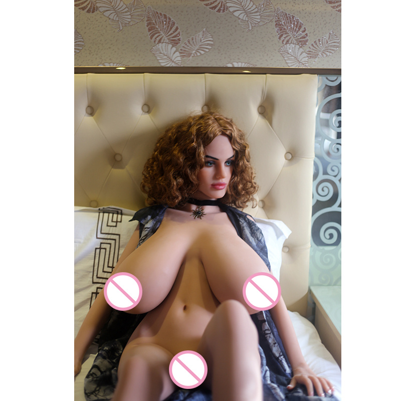 165cm Full Size Huge Breasts Sexi Sex Doll Silicone Sex Doll for Men