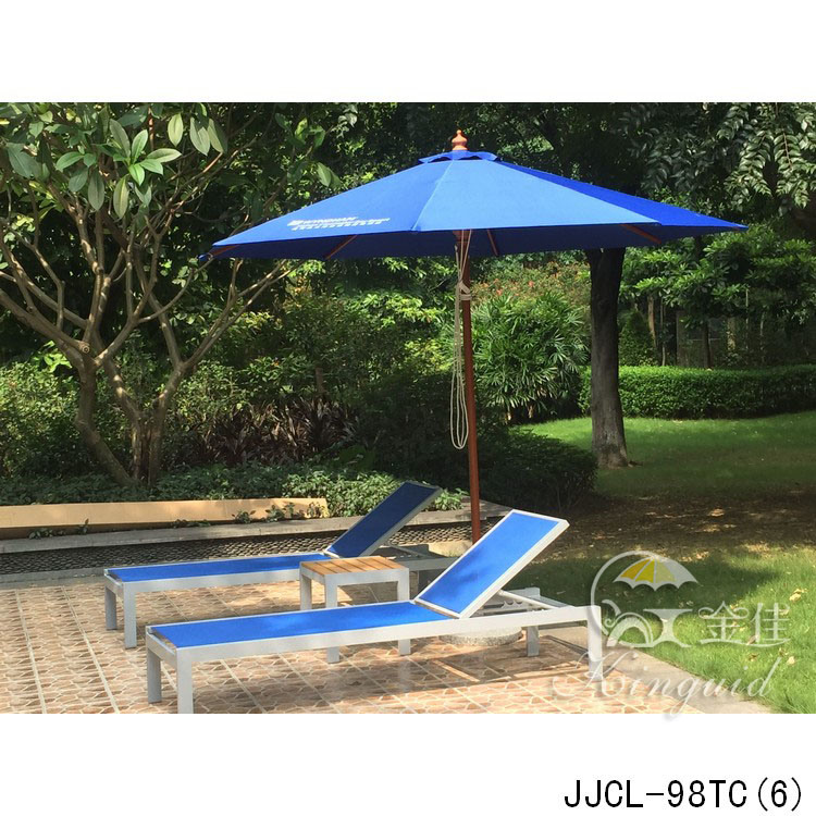 Beach Chaise Lounge, Outdoor Furniture, Jjcl-98