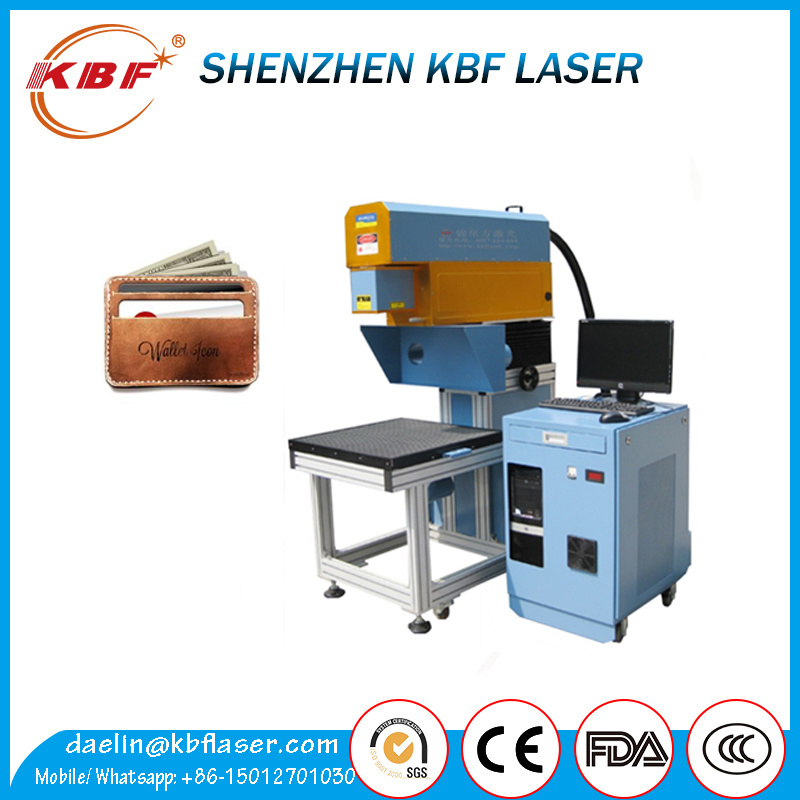 3D Dynamic Rofin Large or Hook Scale Jean CO2 Laser Marking Machine
