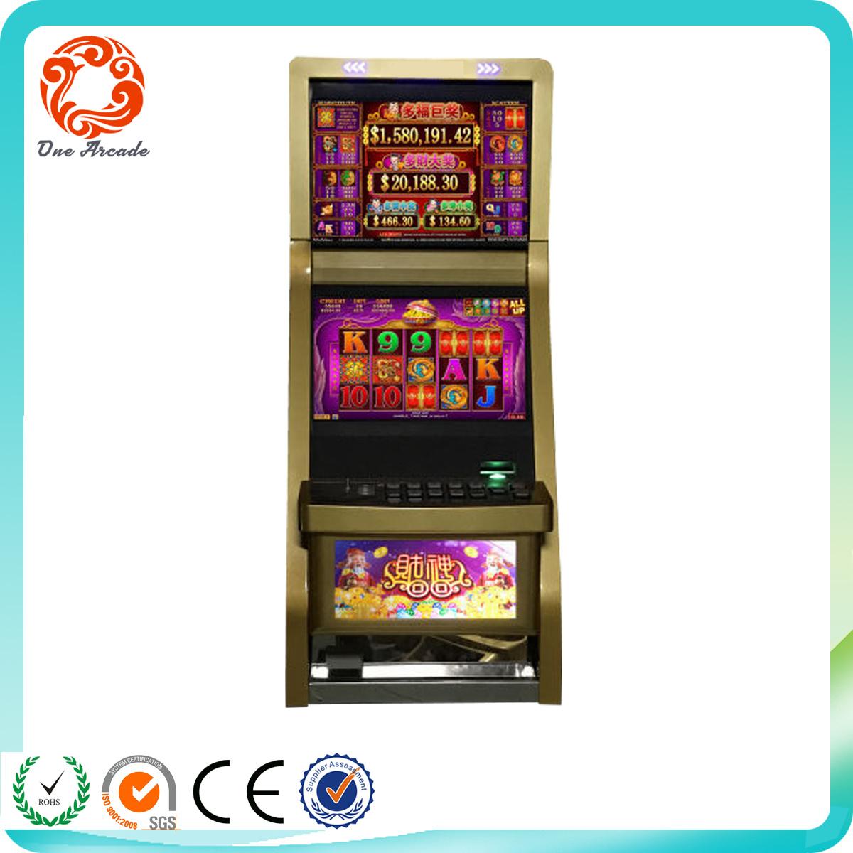 Arcade Funny Bingo Slot Gambling Game Machine for Adult