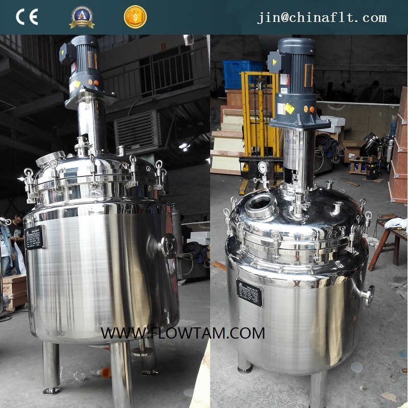 Industrial Stainless Steel Pressure Autoclave with Agitator