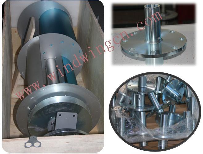 Ce 600W Maglev Home Use Wind Generator Turbine (Wind Turbine 200W-10kw)