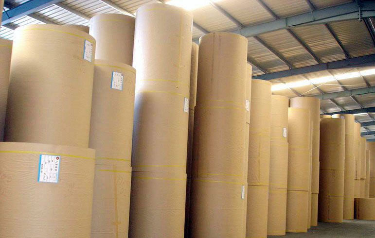Kraft Liner Board for Corrugated Carton