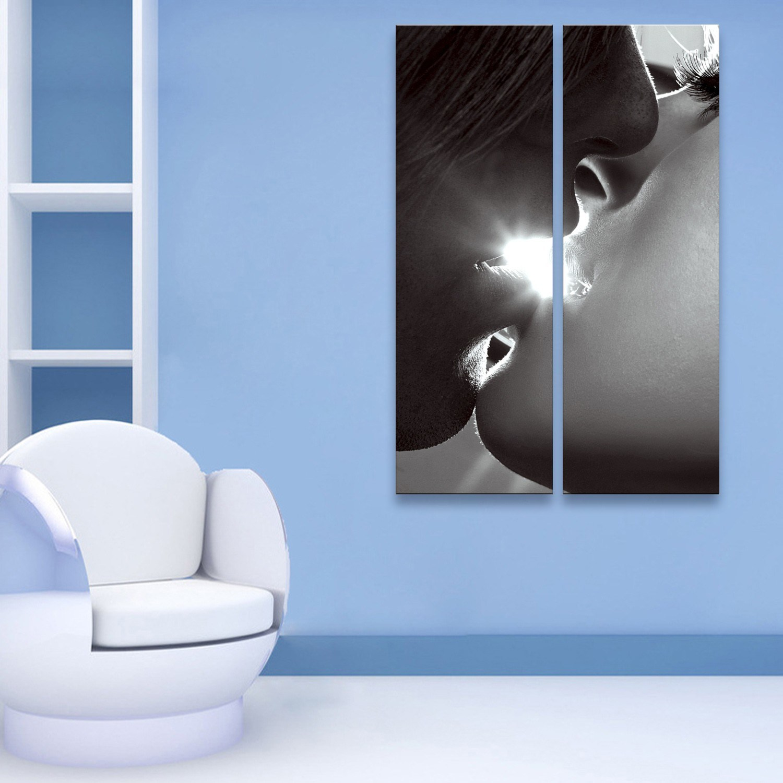 Print Pop Art Canvas Marilyn Monroe Painting for Bedroom