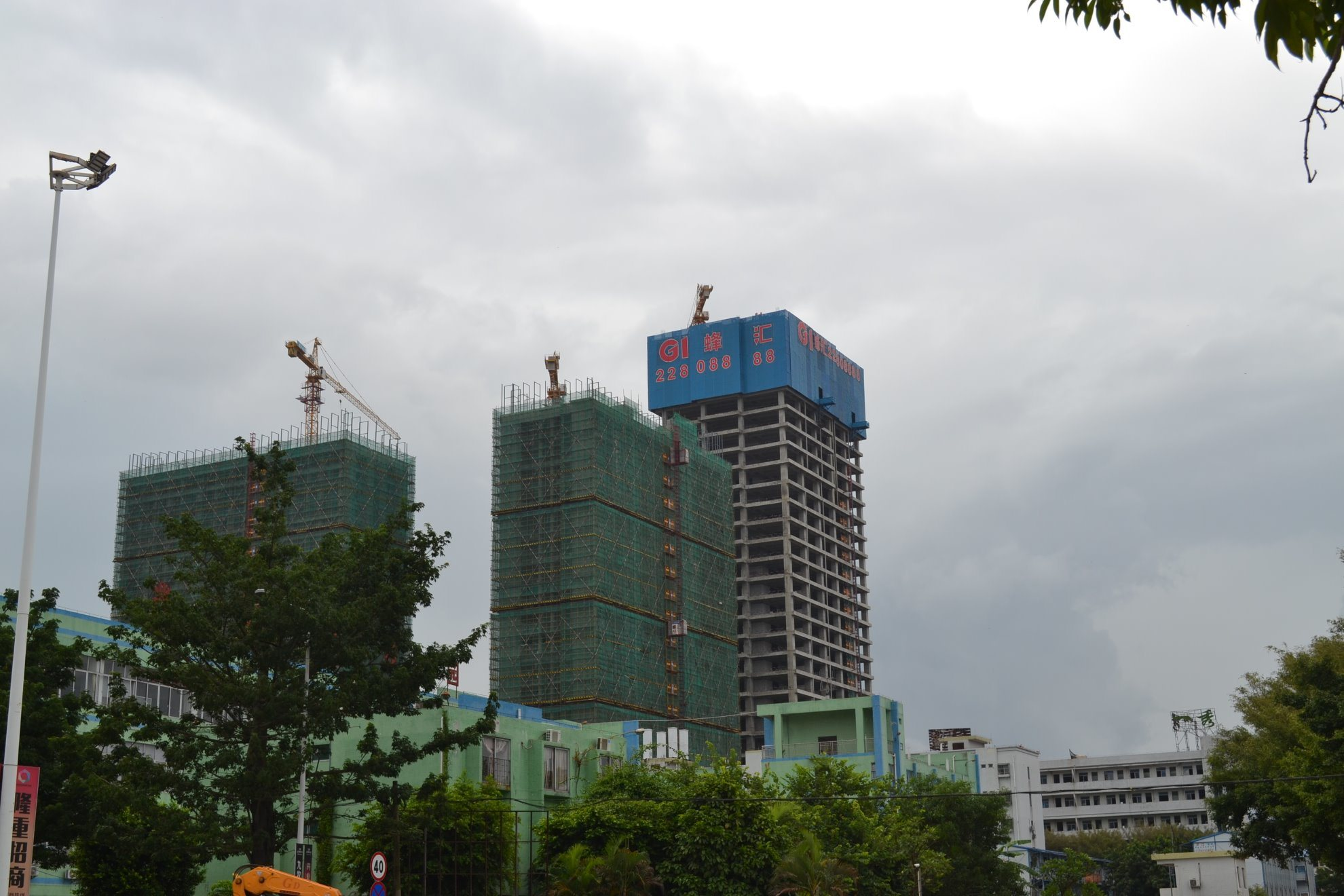Boom Length 65m Qtz160 (TC6517) China Tower Crane