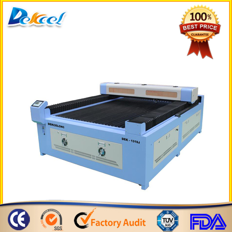 Glass Rubber Leather Foam EVA Wood Nonmetal CO2 Laser Cutting Engraving Machine