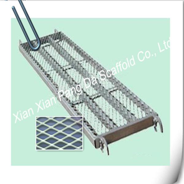 Pangda Type 500mm Width Steel Scaffolding Plank