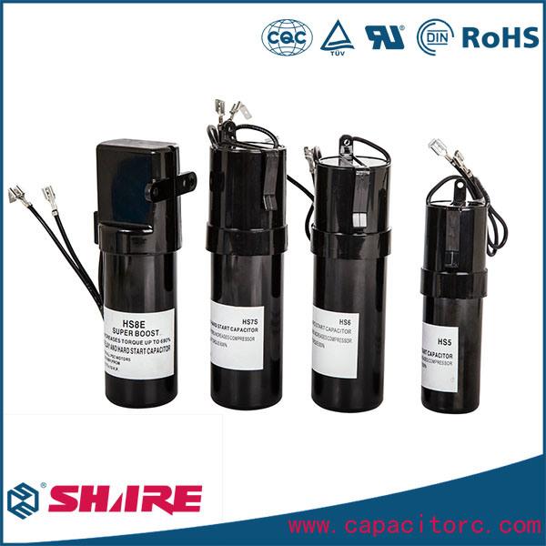 Hard Start Kit Solid State Capacitor for Refrigeration Compressor