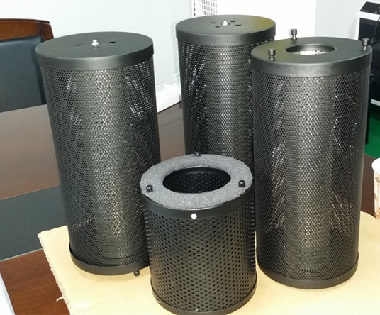 Cartridge Activated Carbon Filter for Odour Removal