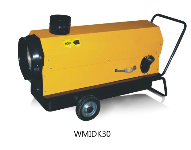 Oil Heater Indirect Oil Forced Heater with Diesel Kerosene for Industrial Use