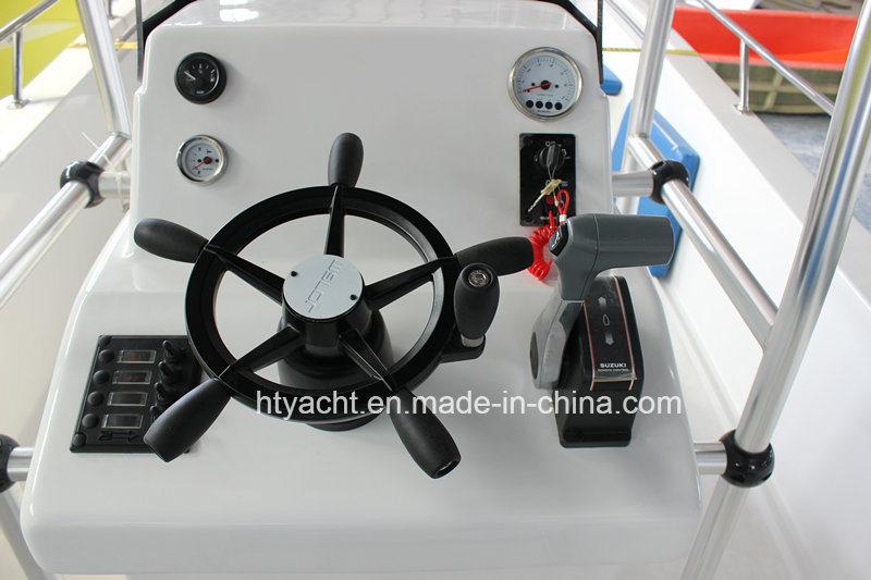6.88m FRP Fishing Boat Hangtong Factory-Direct