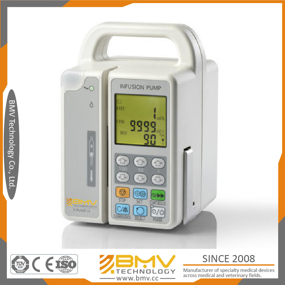 Cheap Price Medical Veterinary Infusion Pump X-Pump I3