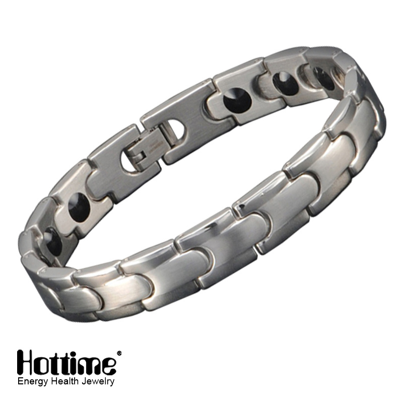 Fashion 316L Stainless Steel Magnetic Jewelry for Lady with Magnetic