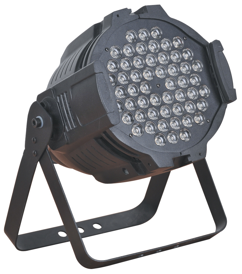 54PCS 3W LED PAR Light DJ Light LED Stage Light RGB Effect for Party