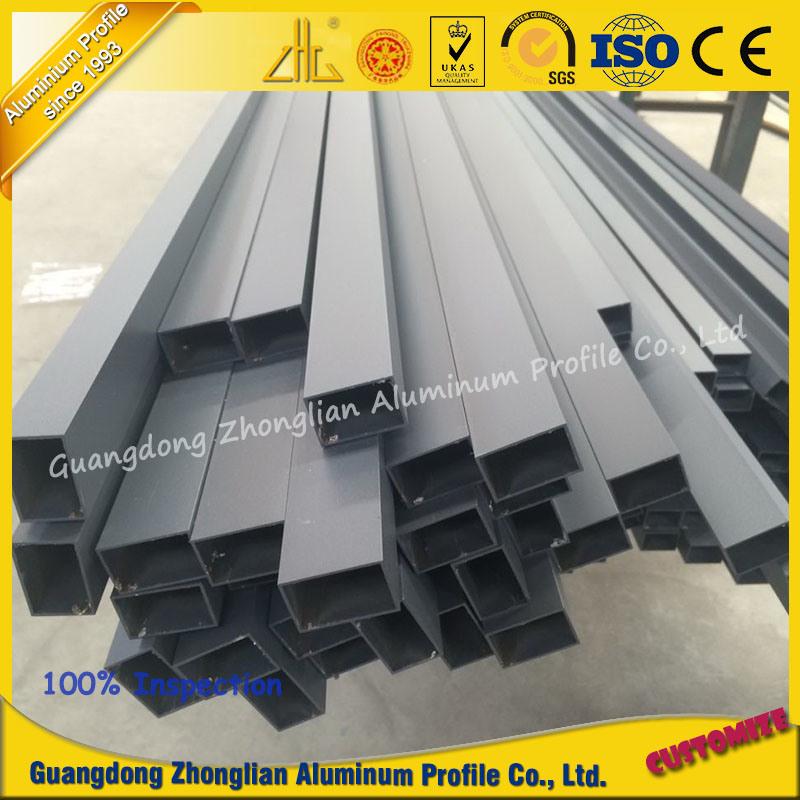 Aluminium Tube with Customized Size 6063 T5-T6