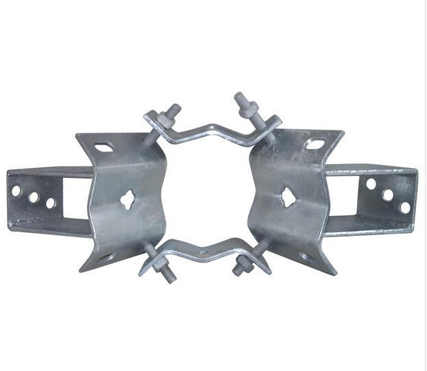 HDG Tranformer Pole Mounting Bracket Pole Line Hardware