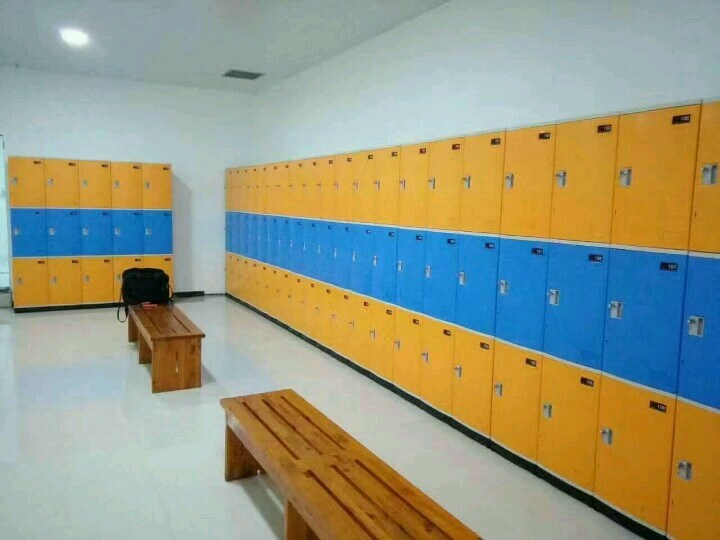 380mm Width Locker Cabinet for Fitess Club